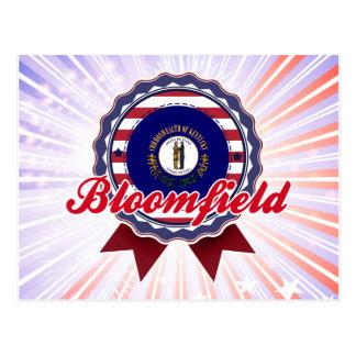 Bloomfield, KY Postcard