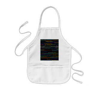 Bloomfield Township Text Design I Kids Apron