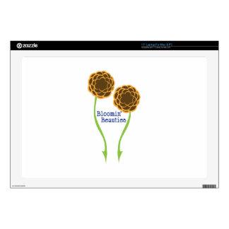Bloomin' Beauties Laptop Skin
