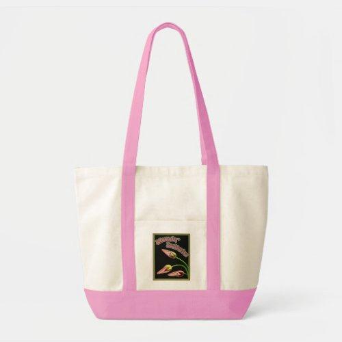 Bloomin' Psalteries Impulse Tote Bag