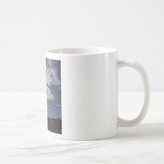 Blooming agave coffee mug