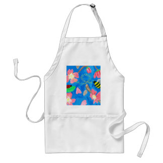 Blooming Beauty Adult Apron