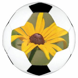 Blooming Black Eyed Susan Soccer Ball