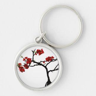 Blooming Bonsai Keychain