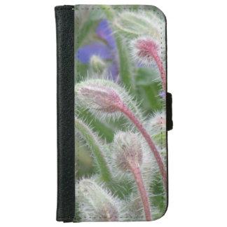 Blooming Borage iPhone 6 Wallet Case