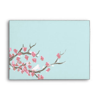 Blooming Branches Envelope