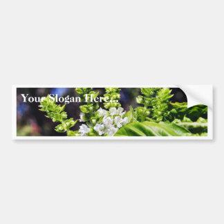 Blooming Bsail Bumper Sticker
