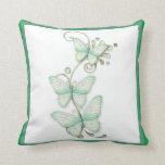 Blooming Butterflies 2 Pillows