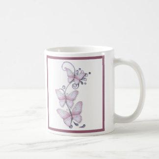 Blooming Butterflies Coffee Mug