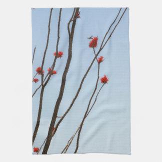 Blooming Cactus - Dish towel