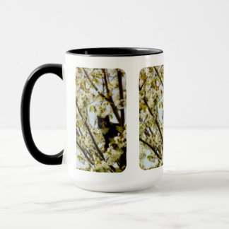 Blooming Cat Mug