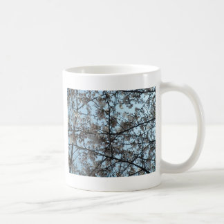 Blooming Cherry Blossoms Coffee Mug