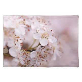 Blooming Cherry Blossoms Placemat