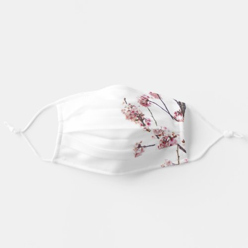 Blooming Cherry tree Cloth Face Mask