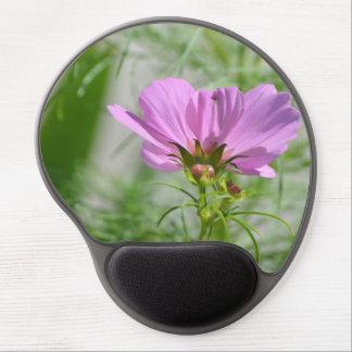 Blooming Cosmos Flowers Gel Mouse Pads