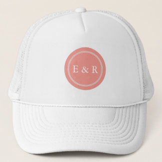 Blooming Dahlia - Spring 2018 London Fashion Trend Trucker Hat