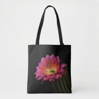 blooming delight tote bag