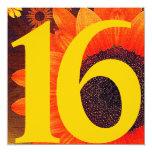 Blooming Dream Sweet Sixteen Invitation-Customize