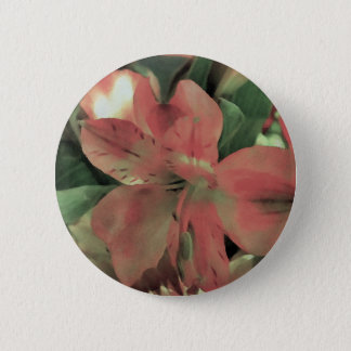 Blooming Flower Button
