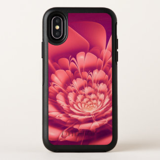 Blooming Flower OtterBox Symmetry iPhone X Case