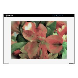 "Blooming Flower Skin For 15"" Laptop"