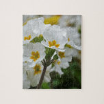 Blooming Flowers. Jigsaw Puzzles