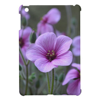 Blooming Geraniums Cover For The iPad Mini