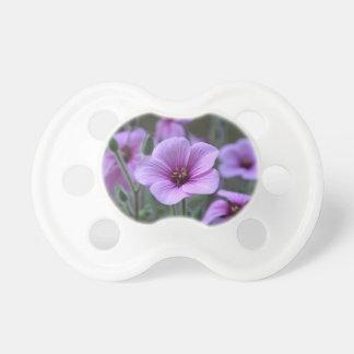 Blooming Geraniums Pacifier