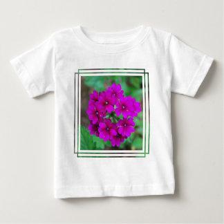 Blooming Heliotrope Flowers Shirt