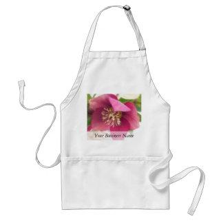 Blooming Hellebore Flower Aprons