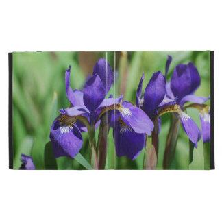 Blooming Iris iPad Cases