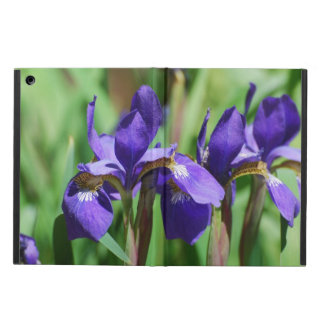 Blooming Iris Cover For iPad Air