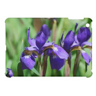 Blooming Iris Cover For The iPad Mini
