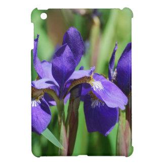 Blooming Iris Case For The iPad Mini