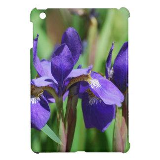 Blooming Iris iPad Mini Cover