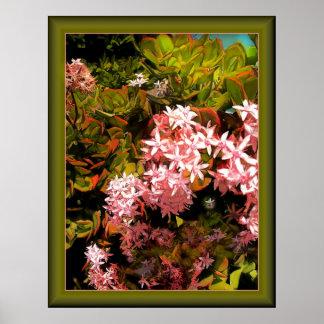 Blooming Jade Poster