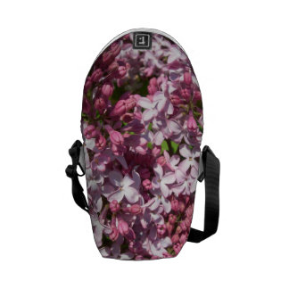 Blooming Lilacs Courier Bag