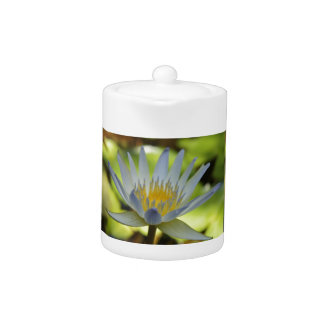Blooming Lily Teapot