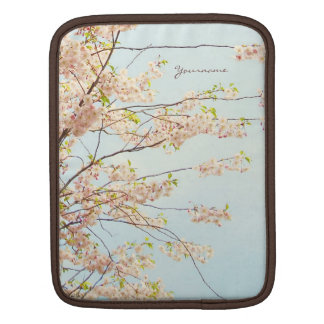 Blooming Nature Sleeve For iPads