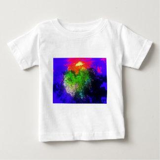 Blooming nebula baby T-Shirt