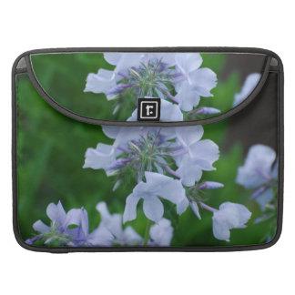 Blooming Phlox Flowers Sleeve For MacBook Pro