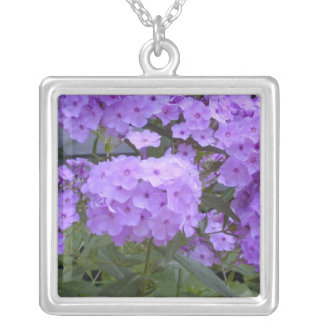 Blooming Phlox necklace