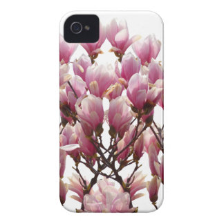Blooming Pink Magnolias Spring Flower Case-Mate iPhone 4 Case