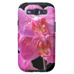 Blooming Pink Orchid Samsung Galaxy Case Galaxy SIII Case
