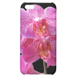 Blooming Pink Orchids iPhone 4 Case