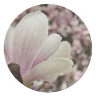 Blooming Plate