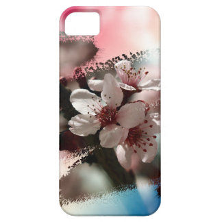 Blooming plum iPhone SE/5/5s case
