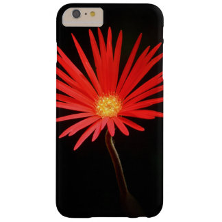 Blooming Red Daisy Flowers Barely There iPhone 6 Plus Case