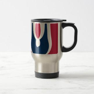Blooming Red Hakuna Matata Latest gift design 15 Oz Stainless Steel Travel Mug