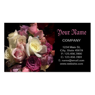 Blooming Roses Business Card